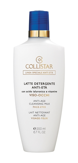 Immagine di COLLISTAR   Latte Detergente Anti Età Viso Occhi