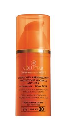 Immagine di COLLISTAR | Crema Viso Abbronzante Protezione Globale Anti Età SPF 30