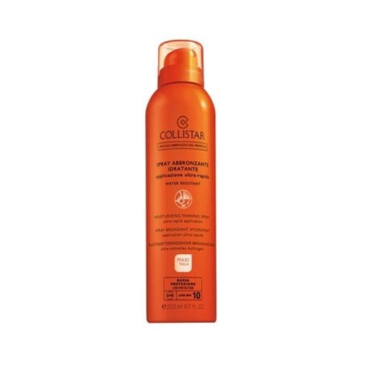 Immagine di COLLISTAR | Spray Abbronzante Idratante applicazione Ultra Rapida SPF 10 Maxi Taglia
