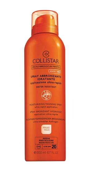 Immagine di COLLISTAR | Spray Abbronzante Idratante applicazione Ultra Rapida SPF 20 Maxi Taglia