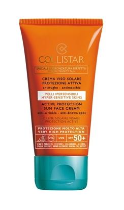 Immagine di COLLISTAR | Crema Viso Solare Protezione Attiva pelli sensibili SPF 50+