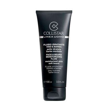 Immagine di COLLISTAR | Fluido Idratante Viso & Barba pelle idratata