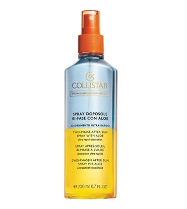 Immagine di COLLISTAR | Spray Doposole Bi Fase con Aloe