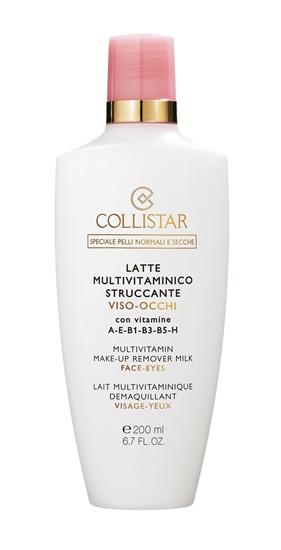 Immagine di COLLISTAR | Latte Multivitamnico Struccante Viso Occhi