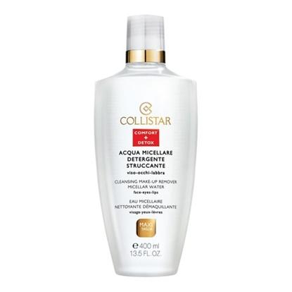 Immagine di COLLISTAR | Acqua Micellare Detergente Struccante Viso Occhi Labbra Comfort + Detox