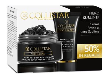 Immagine di COLLISTAR | Promo Crema Preziosa Nero Sublime + in regalo Tubo Ovale 25 ml