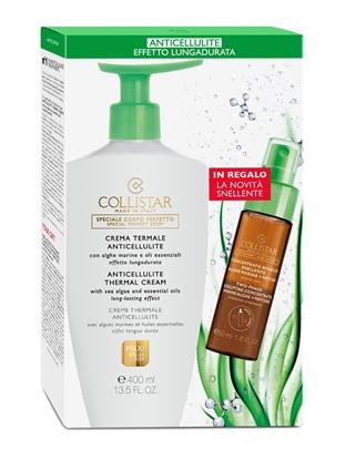 Immagine di COLLISTAR | Kit Crema Termale Anticellulite + Concentrato Bifasico Snellente