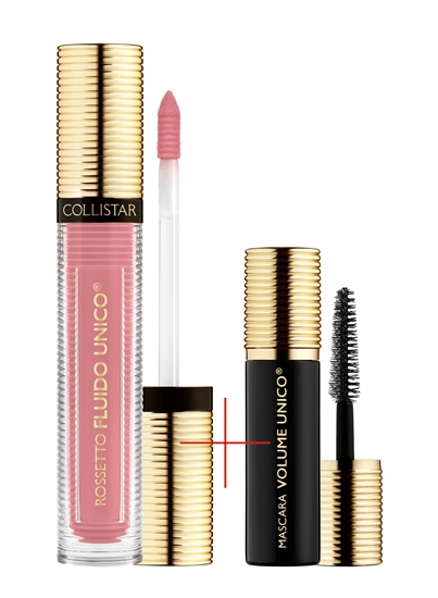 Immagine di COLLISTAR | Rossetto Fluido Unico + in regalo Mascara Volume Unico