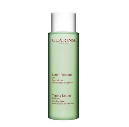 Immagine di CLARINS | Lotione Tonique Iris senza alcool Tonico all'Iris pelle mista o grassa