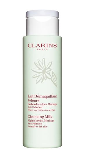 Immagine di CLARINS | Lait Démaquillant Herbes Latte Detergente alle Erbe pelle normale e secca