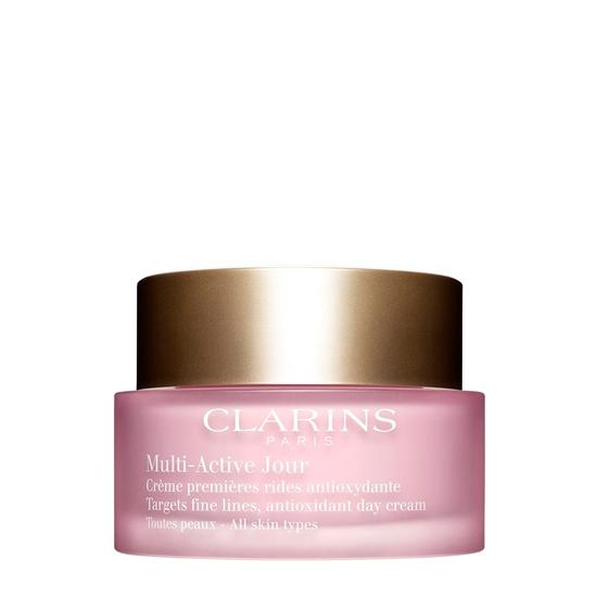 Immagine di CLARINS | Multi Active Jour Crema Giorno Prime Rughe per tutti i tipi di pelle