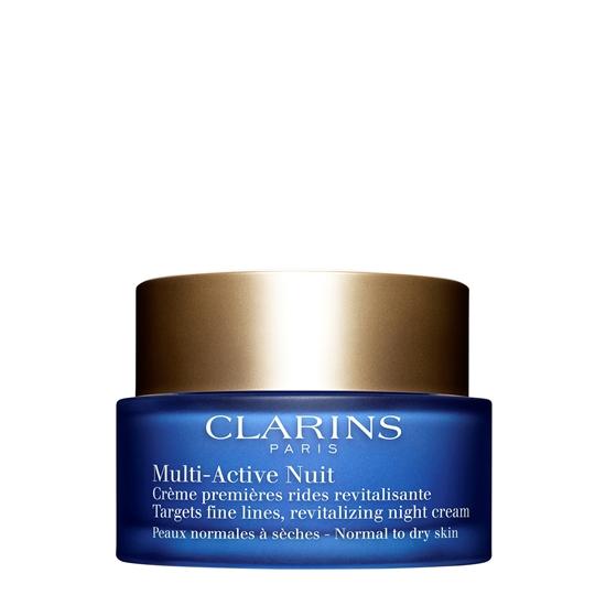 Immagine di CLARINS | Multi Active Nuit Confort Crema Notte Prime Rughe pelle secca