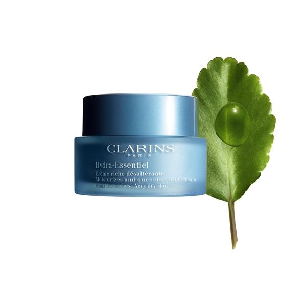 Immagine di CLARINS | Hydra Essentiel Créme Riche Crema Idratazione Intensa pelle molto secca