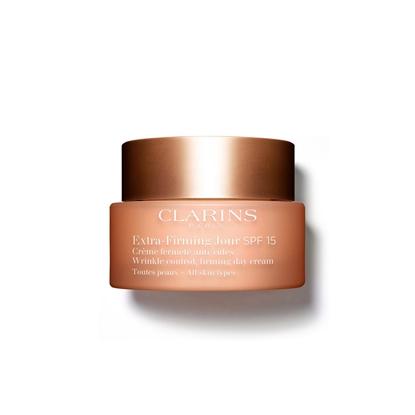 Immagine di CLARINS | Extra Firming Jour SPF 15 Crema Giorno Anti Rughe Effetto Lifting per tutti i tipi di pelle con Protezione Solare