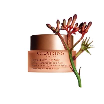 Immagine di CLARINS | Extra Firming Nuit Crema Notte Anti Rughe Effetto Lifting per tutti i tipi di pelle