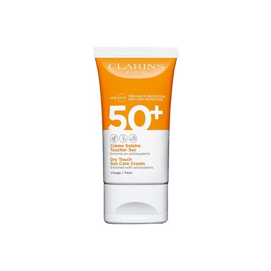 Immagine di CLARINS | Crema Solare Viso Finish asciutto SPF (50+)