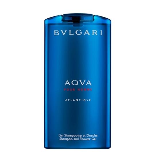 Immagine di BVLGARI | Bulgari Aqva Pour Homme Atlantiqve Shampoo & Gel Doccia