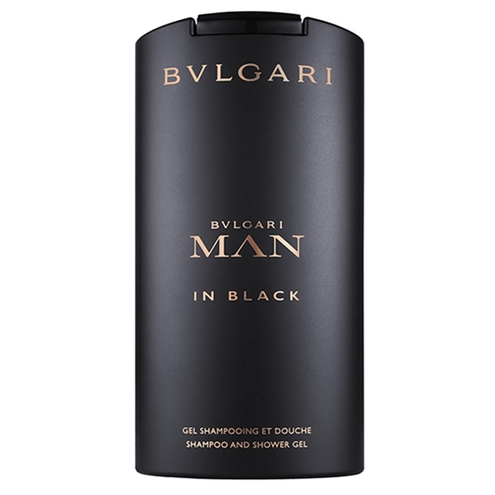 Immagine di BVLGARI | Bulgari Man in Black Shampoo & Doccia Gel