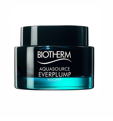 Immagine di BIOTHERM | Aquasource Everplump Night Idratante Antirughe Viso Notte