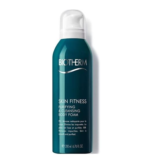 Immagine di BIOTHERM | Skin Fitness Oxygenating Body Cleasing Foam Detergente Schiumogeno per il Corpo