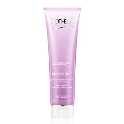 Immagine di BIOTHERM | Biosource Gelee Nettoyant Exfoliant Gel Detergente Esfoliante per tutti i tipi di pelle