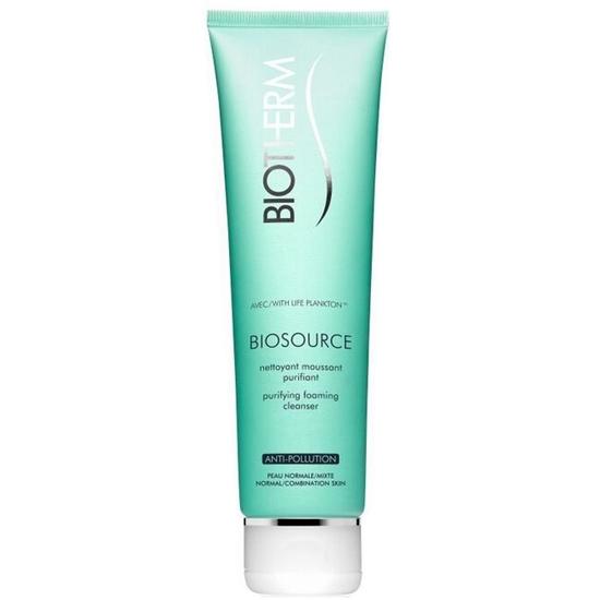 Immagine di BIOTHERM | Biosource Mousse Nettoyante Detergente Schiumogeno pelle normale e mista