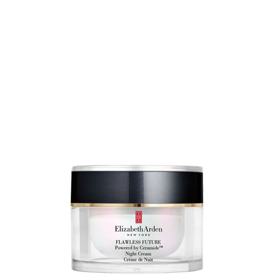 Immagine di ELIZABETH ARDEN | Flawless Future Powered By Ceramide Moisture Cream Night - Crema Notte contro i primi segni del tempo