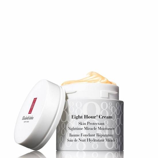 Immagine di ELIZABETH ARDEN   Eight Hour Cream Skin Protectant Nighttime Miracle Moisturizer - Crema Notte all'essenza di Lavanda