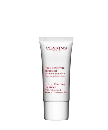Immagine di CLARINS | Doux Nettoyant Moussant Detergente Schiumogeno per tutti i tipi di pelle