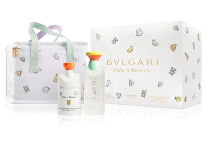 Immagine di BVLGARI | Cofanetto Bulgari Petits & Mamans Eau de Toilette + Body Lotion 75ml + Lunchbag