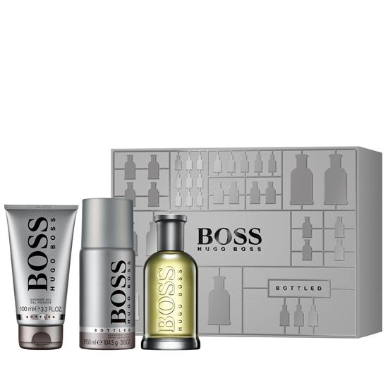 Immagine di BOSS | Cofanetto Boss Bottled Eau de Toilette +Deodorante 150 ml +Shower Gel 100 ml