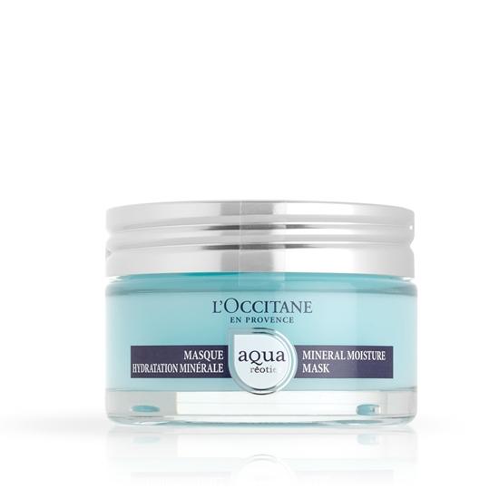 Immagine di L'OCCITANE | Maschera Viso Idratazione Minerale Aqua Rèotier