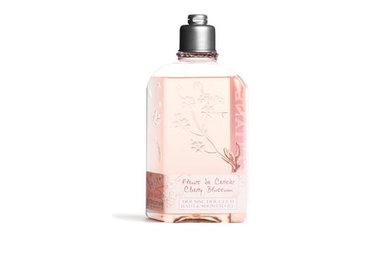 Immagine di L'OCCITANE - Fleur de Cerisier Mousse Douceur Gel Doccia