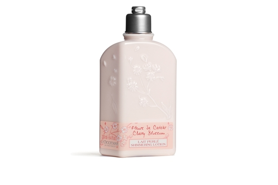 Immagine di L'OCCITANE - Fleurs de Cerisier Latte Corpo Perlé