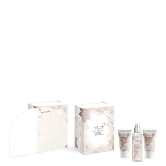 Immagine di ATKINSONS   Garden Cofanetto White Tea & Rosa Mosqueta oil