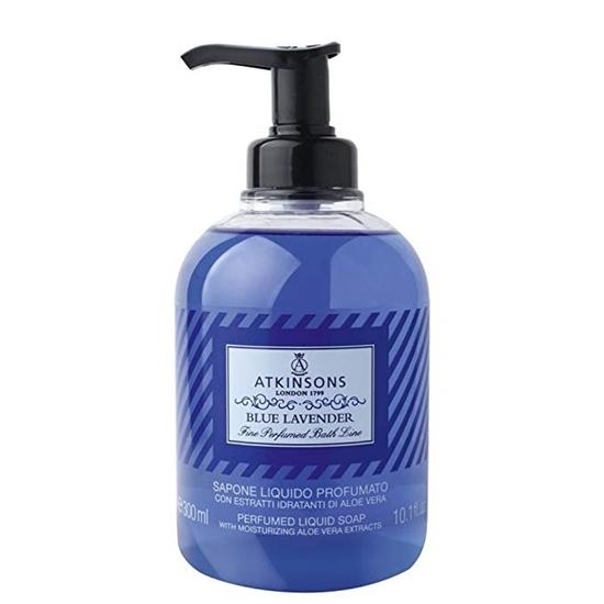 Immagine di ATKINSONS | Fine Perfumed Bath Line Sapone Liquido Profumato Blue Lavander