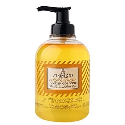 Immagine di ATKINSONS | Fine Perfumed Bath Line Sapone Liquido Profumato Golden Cologne