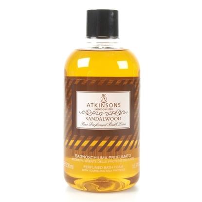Immagine di ATKINSONS | Fine Perfumed Bath Line Bagnoschiuma Profumato Sandalwood