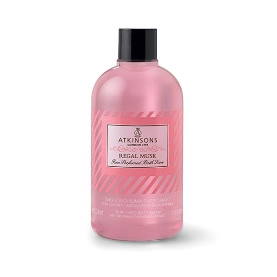 Immagine di ATKINSONS | Fine Perfumed Bath Line Bagnoschiuma Profumato Regal Musk