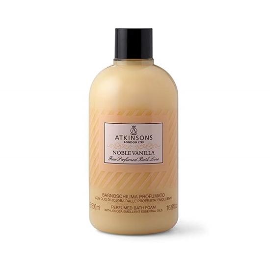 Immagine di ATKINSONS | Fine Perfumed Bath Line Bagnoschiuma Profumato Noble Vanilla