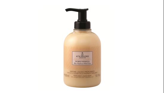 Immagine di ATKINSONS   Fine Perfumed Bath Line Sapone Liquido Profumato Noble Vanilla
