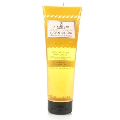Immagine di ATKINSONS | Fine Perfumed Bath Line Docciaschiuma Profumato Golden Cologne
