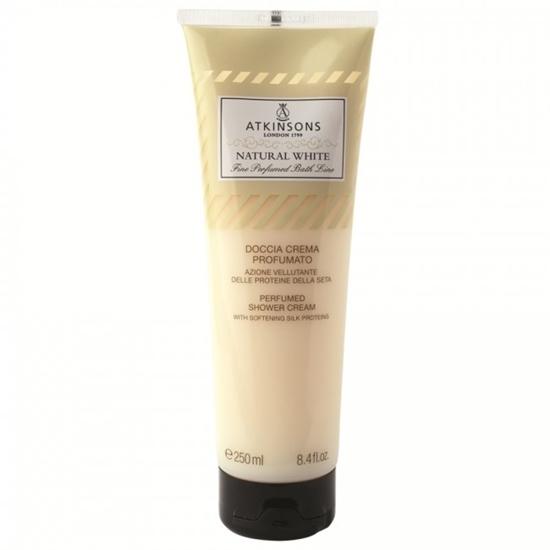 Immagine di ATKINSONS | Fine Perfumed Bath Line Docciaschiuma Profumato Natural White