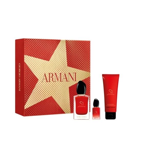 Immagine di GIORGIO ARMANI | Cofanetto Armani SÌ Passione Eau de Parfum