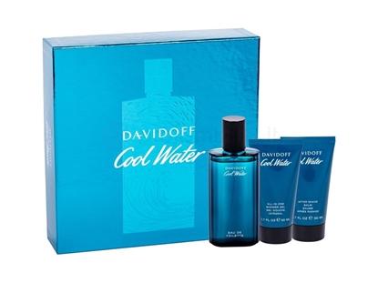 Immagine di DAVIDOFF | Cofanetto Cool Water Man Eau de Toilette + Shower Gel +Aafter Shave Balm