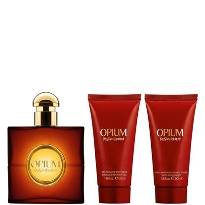 Immagine di YVES SAINT LAURENT | Cofanetto Opium Eau de Toilette + Body Lotion + Shower Gel