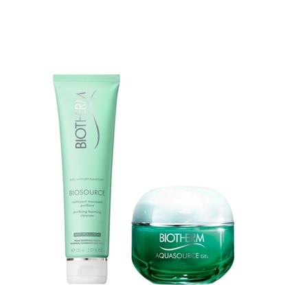 Immagine di BIOTHERM | Cofanetto Aquasource Power Duo Gel per pelli normali e miste