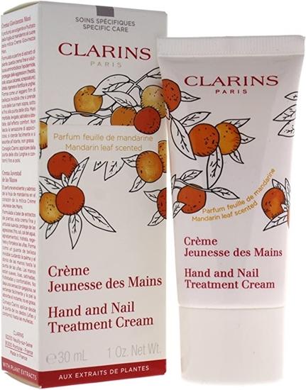 Immagine di CLARINS | Crème Jeunesse des Mains Parfum feuille de Mandarine