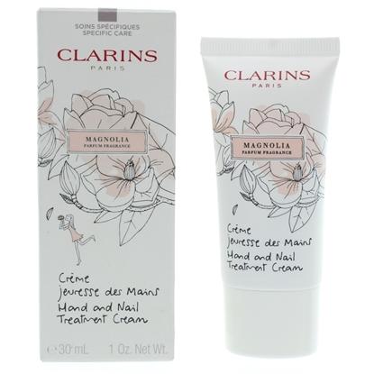 Immagine di CLARINS | Crème Jeunesse des Mains Parfum feuille de Magnolia