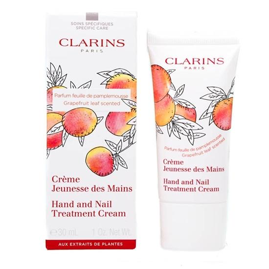 Immagine di CLARINS | Crème Jeunesse des Mains Parfum feuille de Pamplemousse